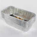 Loaf/table Pans 15ct 11.75x5.6x3.1 Catering Esentials