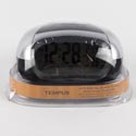 Clock Alarm Lcd Digital W/voice Function #tc5072zk
