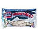 Candy Dubble Bubble Snowballs Gum 2.32 Oz Bag In Cntr Display
