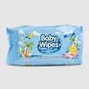 Baby Wipes 90 Ct Blue My Fair Baby # 10485