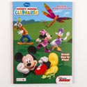 Coloring Book Mickey Mouse 96 Pgs In 24pc Display Box