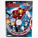 Coloring Book Marvel Avengers 96 Pgs Heroes Join Forces