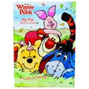 Coloring Book Winnie The Pooh 96 Pages In 24pc Display Box Sell In Usa Only