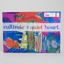 Wall Art 14 X 10 Mdf Cultivate A Quiet Heart (10.00)