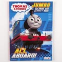 Coloring Book Thomas Train 96 Pgs In 24 Pc Display Box