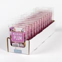 Wax Cubes 2.5oz Mulberry Plum Fragranced 2-12pc Tray Pk *2.99*