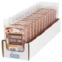 Wax Cubes 2.5oz Cinnamon Coffee Fragranced 2-12pc Tray Pk *2.99*