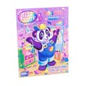 Paint W/water Book Lisa Frank Book Ref#b115373-14 In Pdq