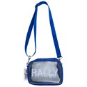 Bag Stadium 6.5x8 Pvc Rally Royal Blue (10.00)