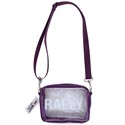 Bag Stadium 6.5x8 Pvc Rally Purple (10.00)