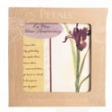 Tile On Your Silver Anniversary Easel Back Or Hangwall 7x7(6.75) Wall Decor, Ceramic