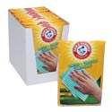 Wipes 6ct Reusable Household 24pc White Pdq Arm & Hammer