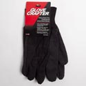Gloves Mens Brown Jersey 9oz Heavy Duty One Size Fits Most