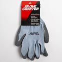 Gloves Mens Latex Coated One Size Fits Most