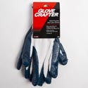 Gloves Large Multi Purpose Blue Latex
