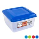 Food Storage Cont Sq 4.75 Inch 3.5qt Dome Top 4 Colors In Pdq