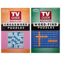 Puzzle Book Tv Guide 2 Asst In Floor Display Ppd $3.95 Made In Usa
