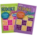 Puzzle Book Sudoku 2 Asst In Floor Display Ppd $3.95 Made In Usa