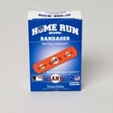 Bandages 20ct Box Home Run Brands -san Francisco Giants
