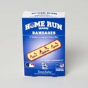 Bandages 20ct Box Home Run Brands -st Louis Cardinals