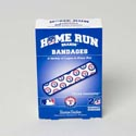 Bandages 20ct Box Home Run Brands -texas Rangers