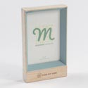 Photo Frame 7 X 5 Mdf Side By Side W/4x6 Opening
