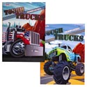 Color/activity Book Tough Truck In Pdq 2asst Ppd $4.95