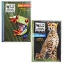 Color/activity Book Wild Kingdom 2 Asst In Pdq Ppd $3.95