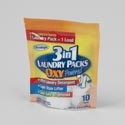 Laundry Packs 3 In 1 W/oxy Detergent 10ct Home Bright
