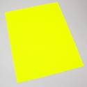 Poster Board Flourescent Yellow Board 22 X 28 Ref#r0153104