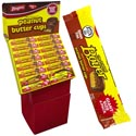 Peanut Butter Cups 3.2 Oz 4pk In 112 Ct Floor Display