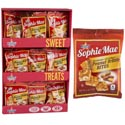 Candy Peanut Brittle Bites Sophie Mae 4 Oz Power Wing