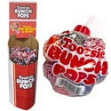 Lollipop Tootsie Roll 8ct Bunch Pop In Display