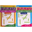 Word Find Ultimate Puzzle Book 2asst In Floor Display #311 96pg Ppd $3.95