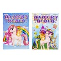 Color & Activity Unicorn Magic 2 Assorted Titles In Pdq