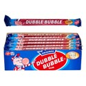 Bubble Gum Dubble Bubble Big Bar 3 Oz 24ct Trays