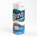Paper Towels 70 Sheets 2ply White Bravo Necessities