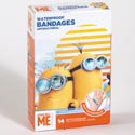 Bandages 14ct Despicable Me Waterproof Anti-bacterial *2.47* Boxed