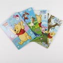 Coloring Book Winnie The Pooh 96 Pages 24 Display 4 Assorted #1854dt241