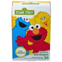 Bandages 20ct Sesame Street Boxed