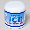 Analgestic Gel Artic Ice 8 Ounce Jar