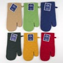 Oven Mitt 7x12 6 Assorted Colors Waffle Weave