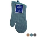 Oven Mitt 13in Heavey Terry Assorted Colors