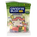 Candy Blox Build Animal Friends 3 Oz 3 Flavors Peg Bag