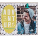 Photo Clip 8x7 Wood W/easel Seek Adventure *9.99*