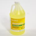 Ammonia Lemon Scent 64oz All Purpose Cleaner Shopko Label