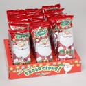 Candy Here Comes Santa 4.4 Oz Foilwrap'd In Prntd Polybag Pdq