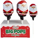 Candy Doublecrisp Pops Santa 3 Oz In Counter Display