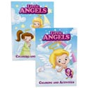 Color/activity Book 2 Asst Little Angels