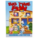 Coloring Book Bigtime Fun 2astd